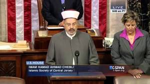 The Beast : Obama breaks bread with Congress before Allah is praised on House Floor (Nov 15, 2014)