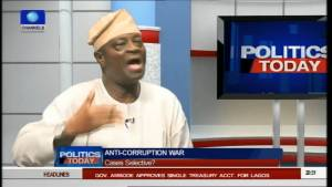 Politics Today: 'Catch And Shoot Corrupt Public Officers', Ogunlewe Advises Pt.3