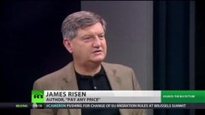 James Risen on Obama and government corruption