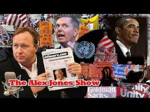 The Alex Jones Show Hour 1: Congress Controlled by International Mobsters 4/4
