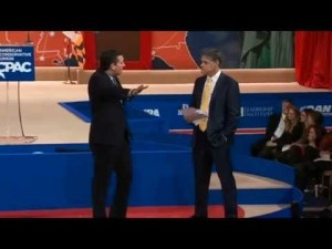 Ted Cruz 2015 CPAC Full Speech: Obamacare Is A Train Wreck, Hillary Embodies f Washington Corruption
