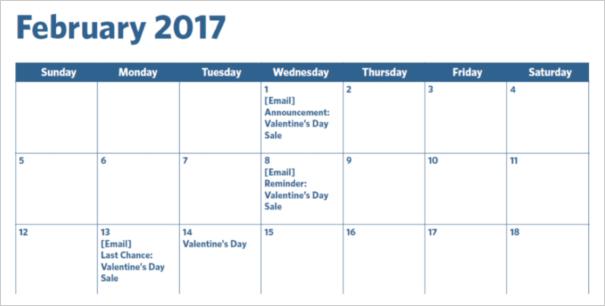 email-marketing-calendar-1 - America\u0027s SBDC