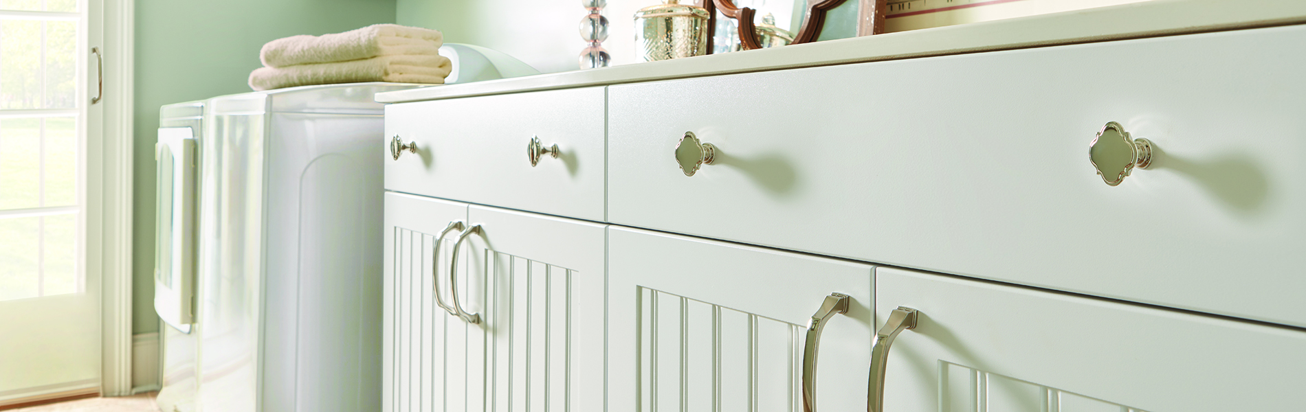 Cabinet Pulls Amerock > Grace Revitalize Collection