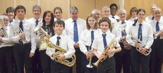 Community Brass, Christmas 2013