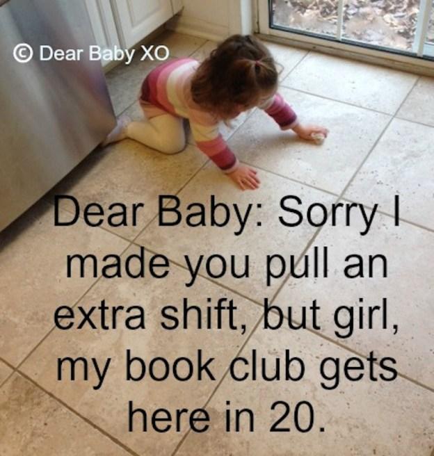 via Dear Baby XO