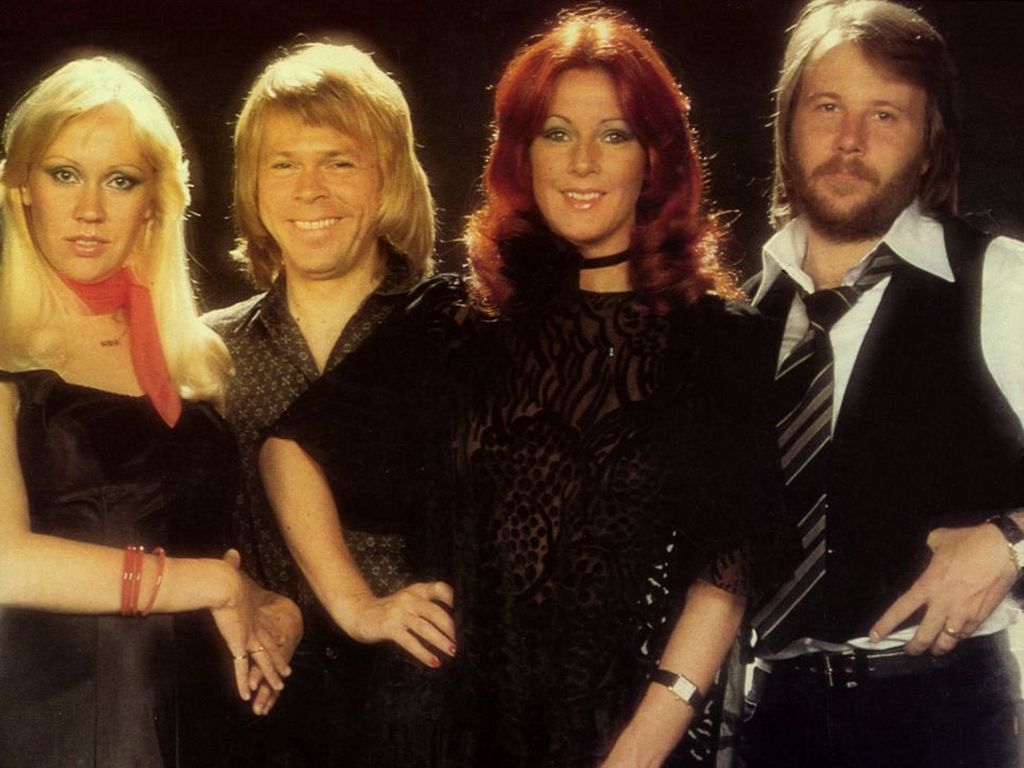 Abba Band Wednesday Open Thread You Know You Know The Words Week