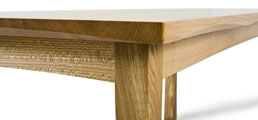 Bespoke Furniture: Elm Table