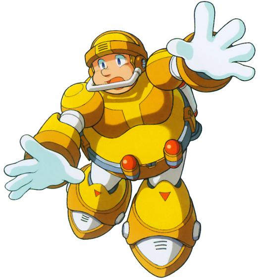 Animal Man Wallpaper Double From Megaman X4