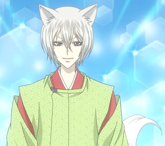 Cute Little Gray Cat For Wallpaper Tomoe From Kamisama Kiss