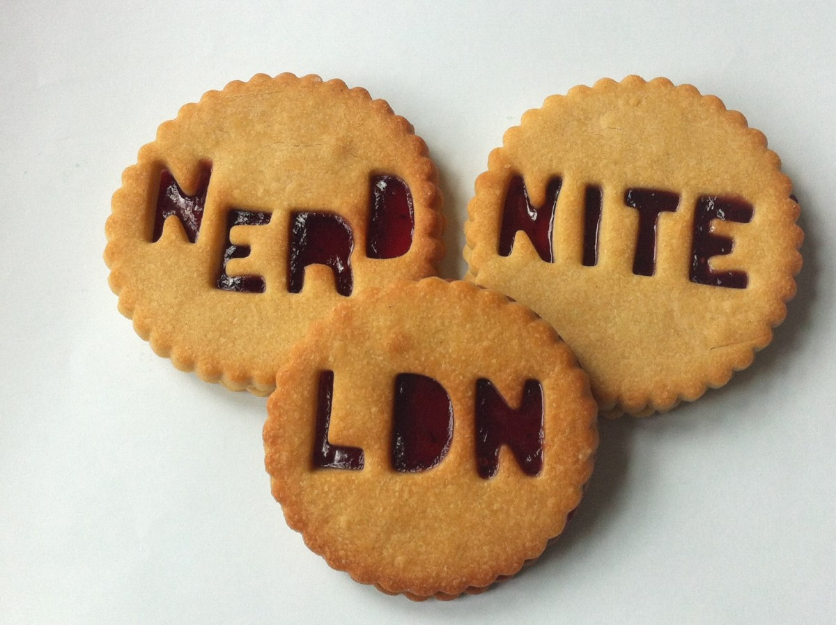 Come Nerd Out at Nerd Nite London!