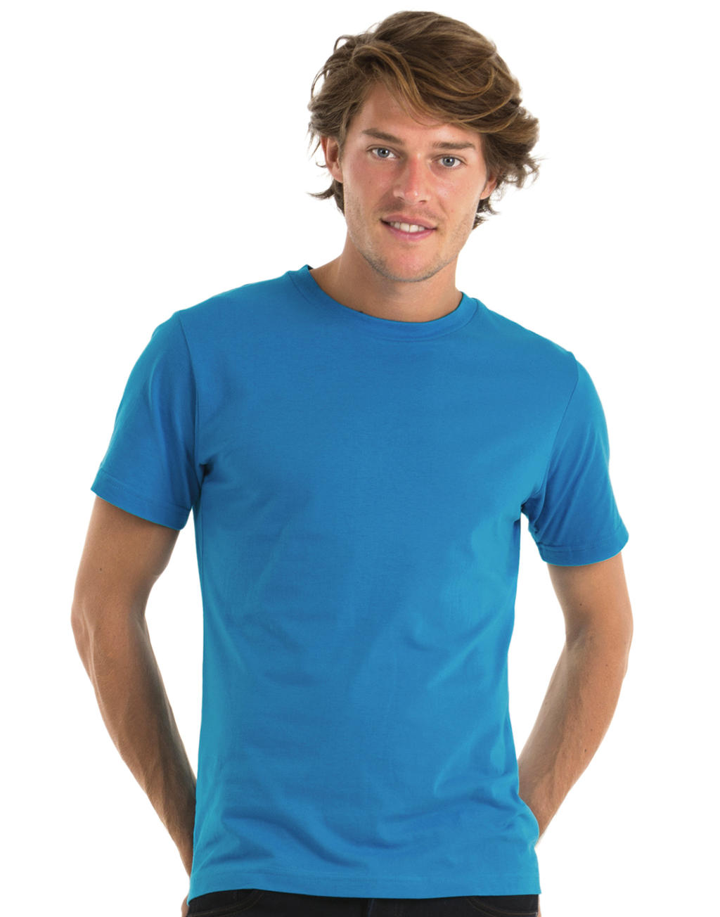 Coupe Ajustée T Shirts Personnalisable Men Only T Shirt Coupe Ajustée B C