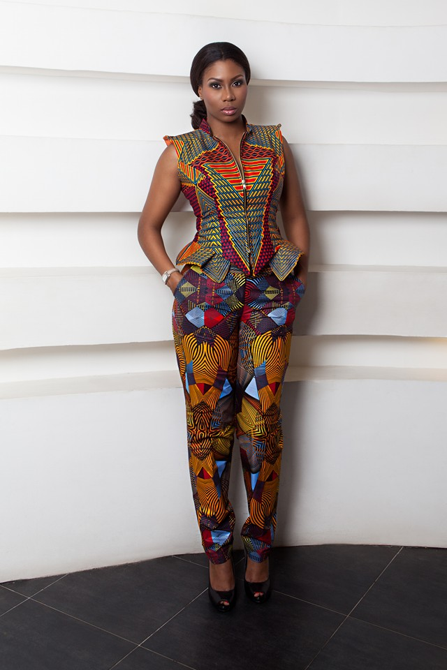 Unleashing 7 Hot African Ankara Styles