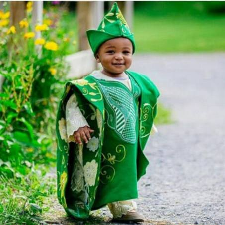 African Kids In Hot Traditional Dressing 3 - AmillionStyles