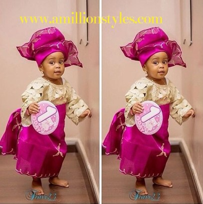 African Kids In Hot Traditional Dressing 6 - AmillionStyles