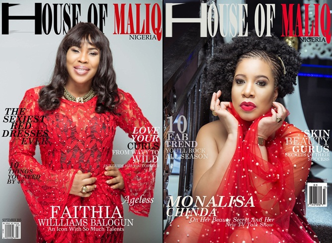 house of maliq september issue amillionstyles