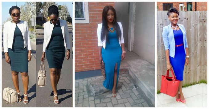 corporate gowns amillionstyles