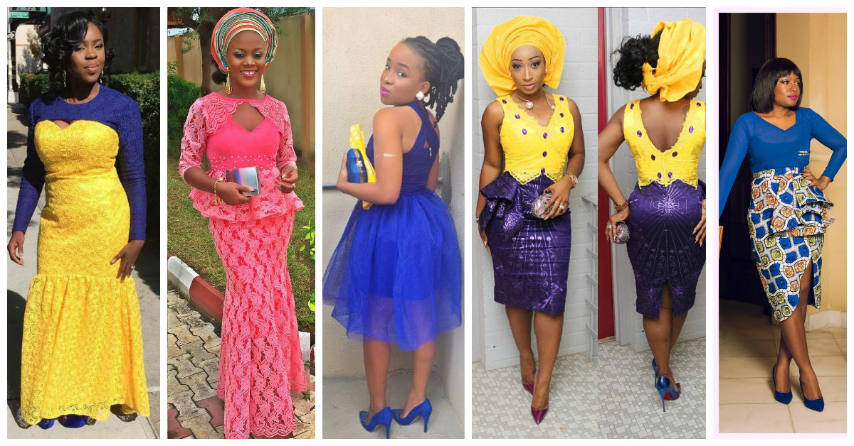 Latest aso ebi styles 100 latest aso ebi dress styles women nigerian