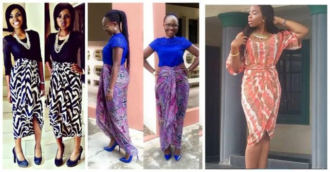 Amazing Wrap Dresses amillionstyles.com cover