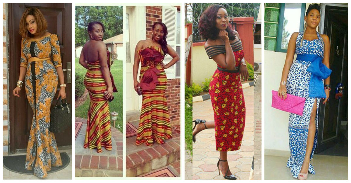 7 Amazing Colorful Ankara Styles 2015 Lookbook 2