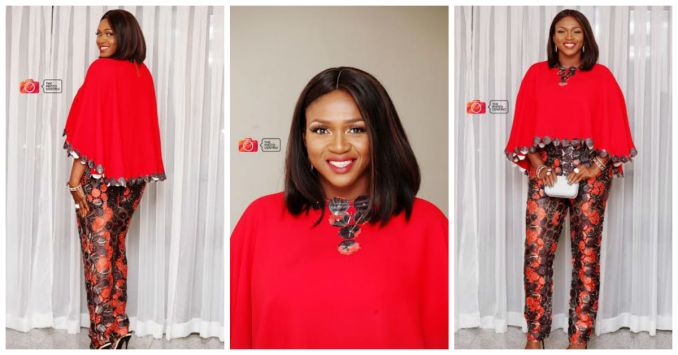 waje dazzles in red amillionstyles.com fifty cover