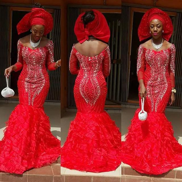 Latest Nigerian Fashion For Ladies