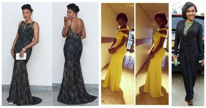 Stunning Nigerian Female Celebrity Style amillionstyles