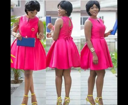 Pulchritude Church Outfits amillionstyles.com @akosua_vee