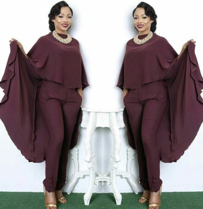 15 Outstanding Jumpsuit Styles That'll Wow You- Amillionstyles.com @tokemakinwa