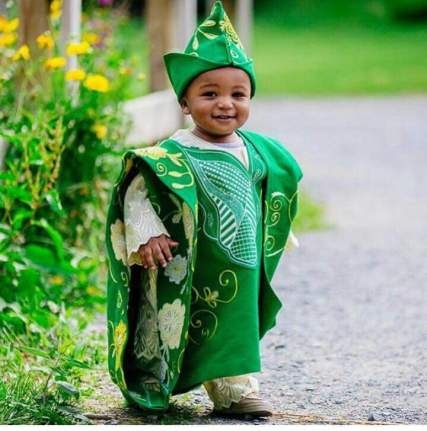 14 traditional attire for kids - you'll love amillionstyles.com 1 (3)