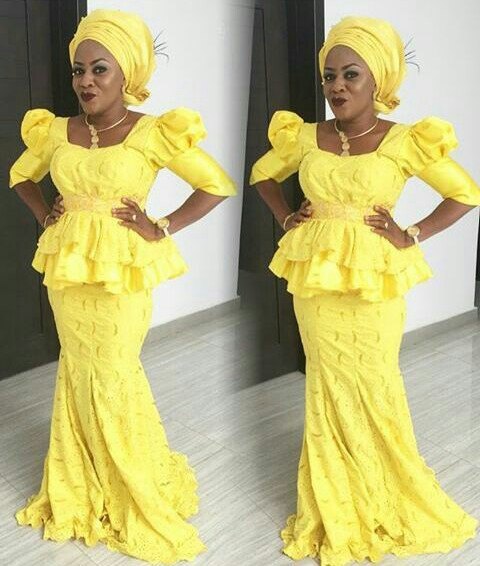 latest and most recent asoebi styles amillionstyles.com @liz_dasilva