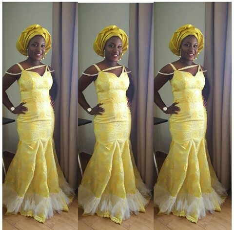 10 Outstanding  Aso Ebi Attire Slayed In A Million Styles. @beloiscouture