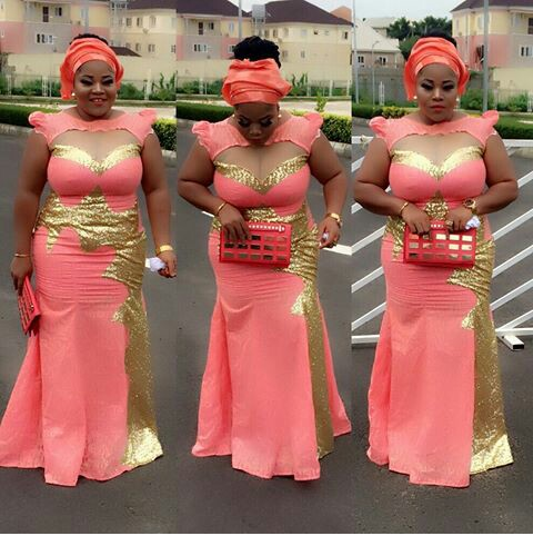 11 Glamorous Asoebi Styles on amillionstyles.com @mzpatra10
