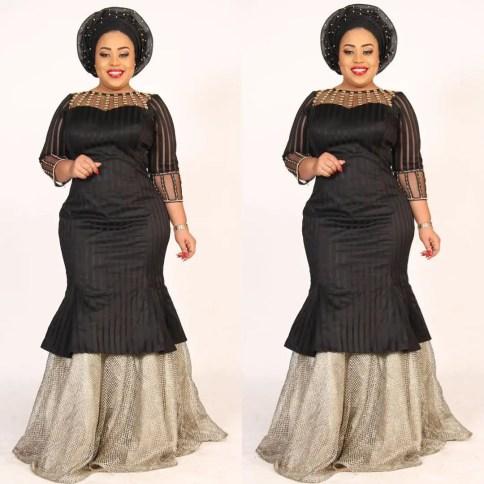 stunning asoebi styles for church amillionstyles @empressemami
