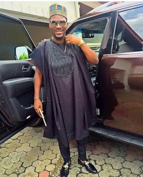 Yoruba Demon Unique Agbada Styles For Men And Women