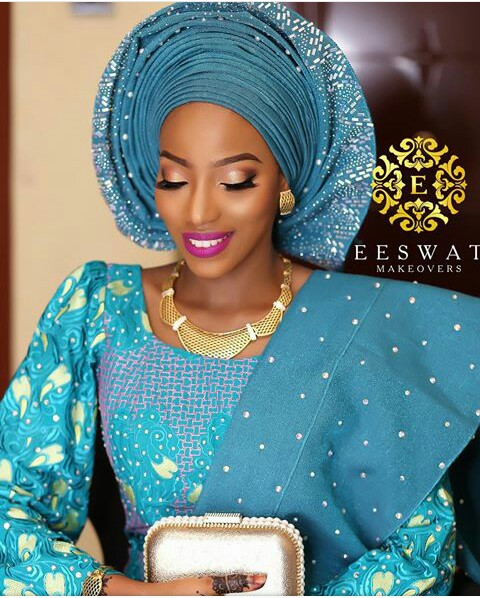 Amazing Traditional Bridal Looks amillionstyles.com @eeswatmakeovers