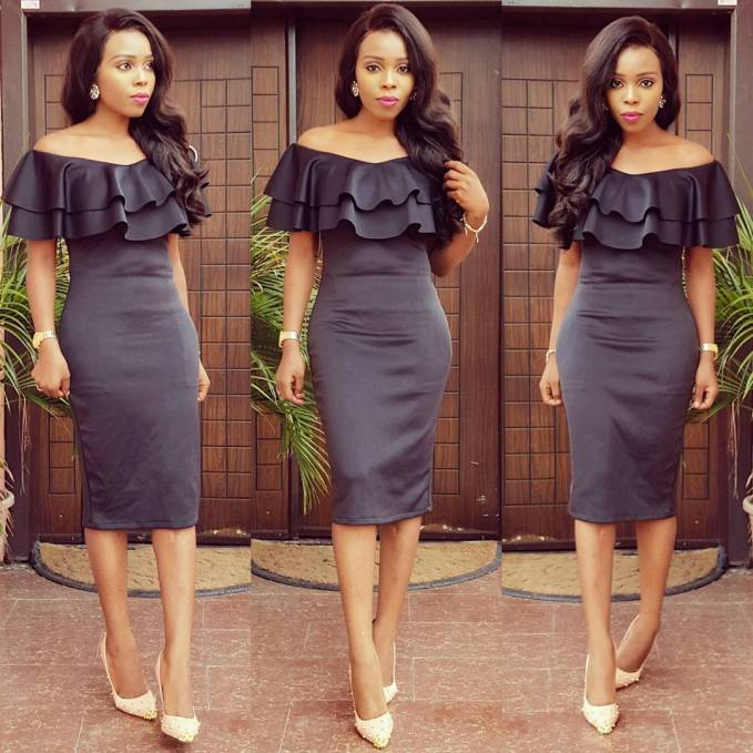 Casual Outfits For Office amillionstyles @mizwanneka