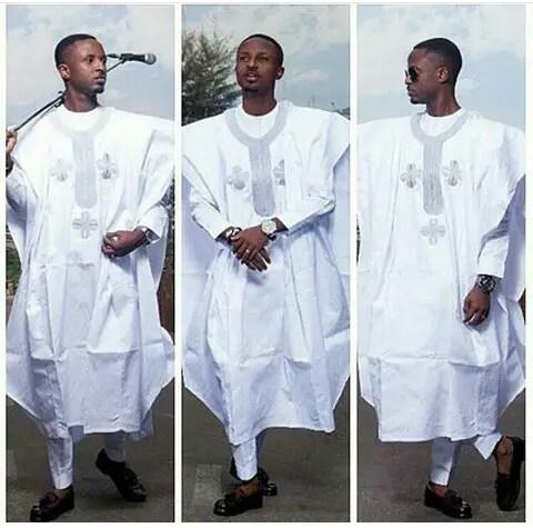 Gorgeous Agbada Styles For Ladies And Gent @funtoibuoye