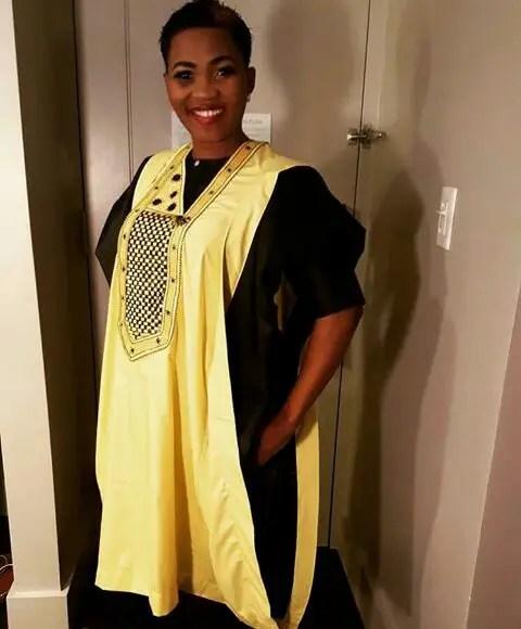 Gorgeous Agbada Styles For Ladies And Gent @yewandeadekoya
