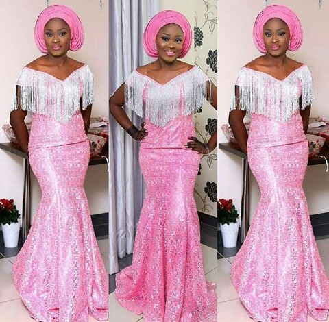 step up your aso ebi @toemee