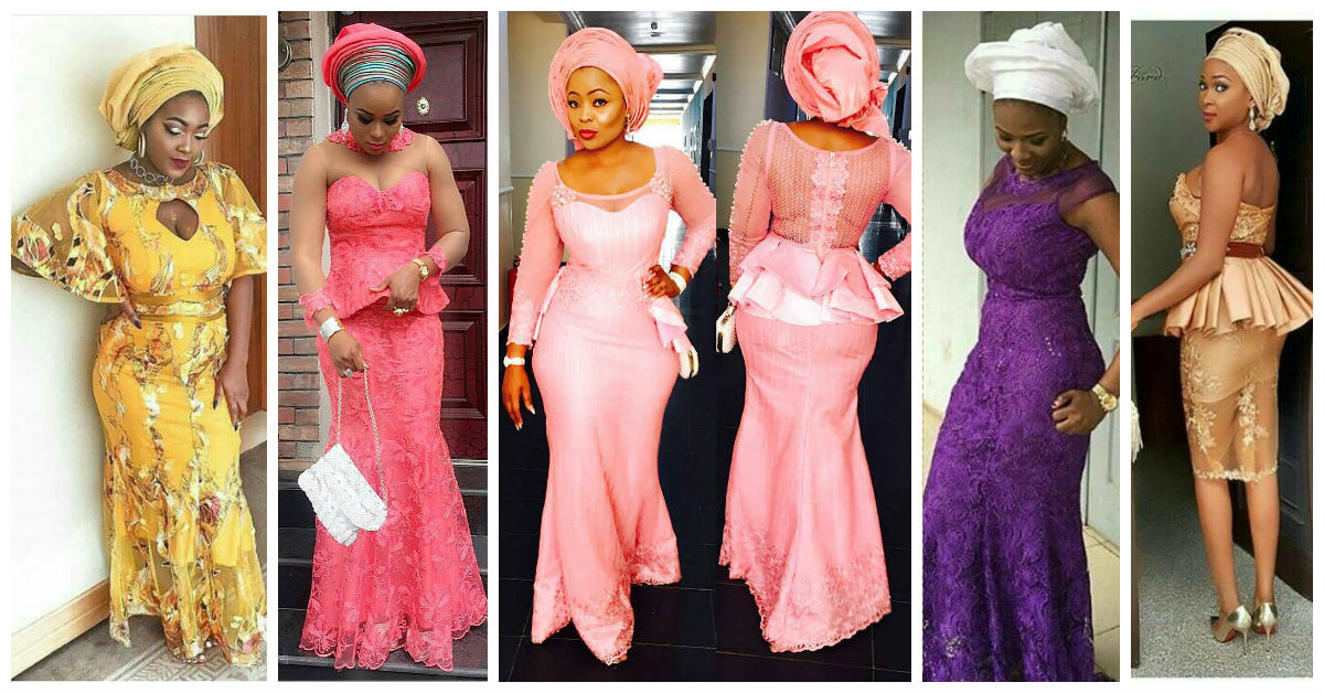 10 Breath Taking Asoebi Styles You Should Rock