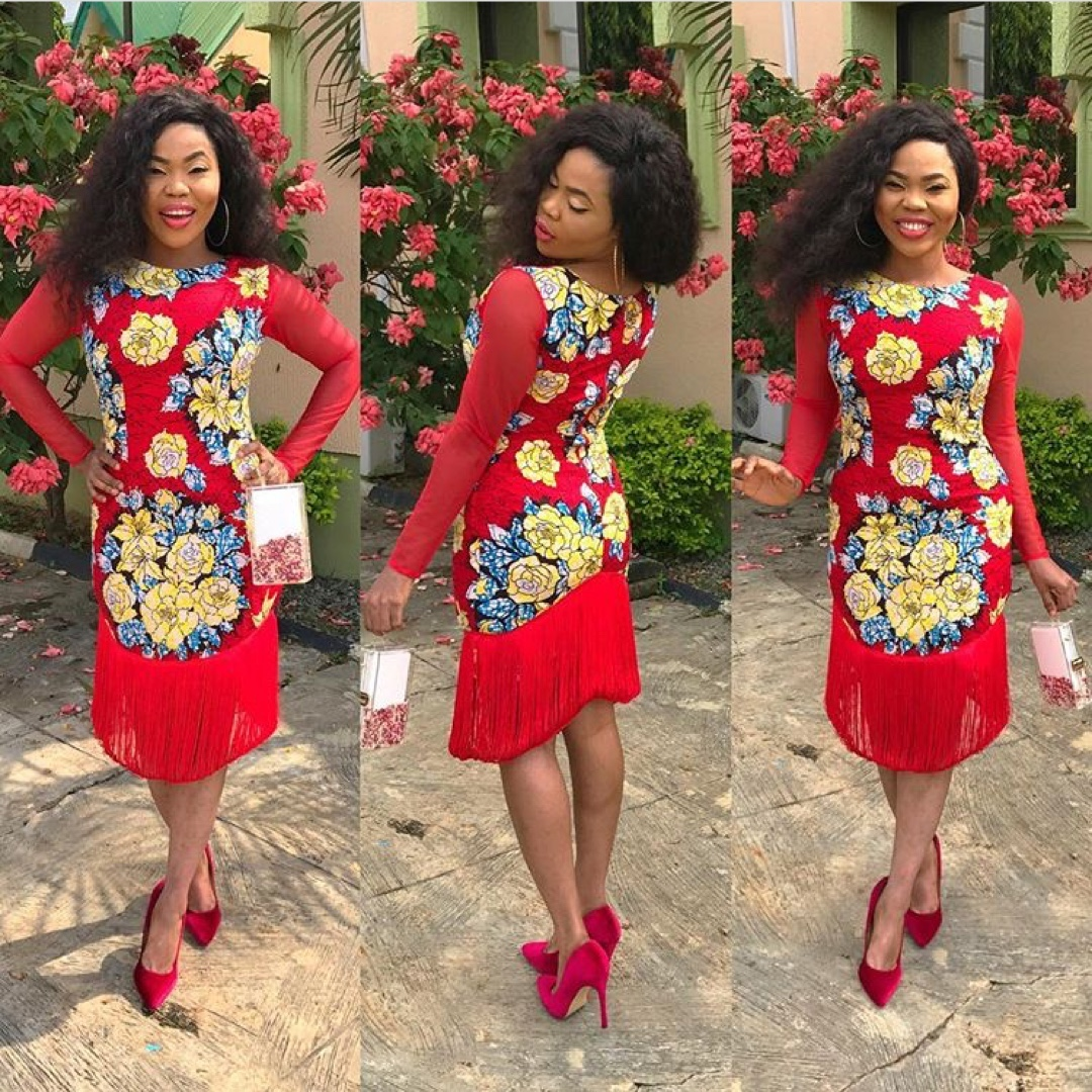 Ladies Latest Style Eye Catching Ankara Styles For The Fab Ladies | A Million