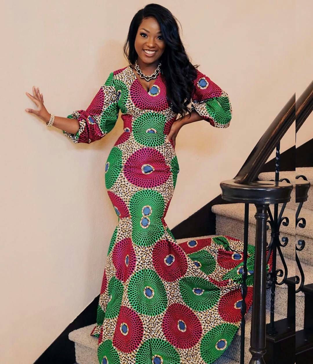 Ladies Latest Style Beautiful And Classic Ankara Styles For The Stunning Ladies.