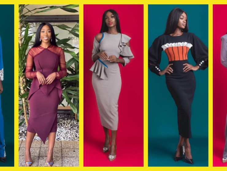 12 Beautiful Work Styles By Nigerian Designer Wana Sambo