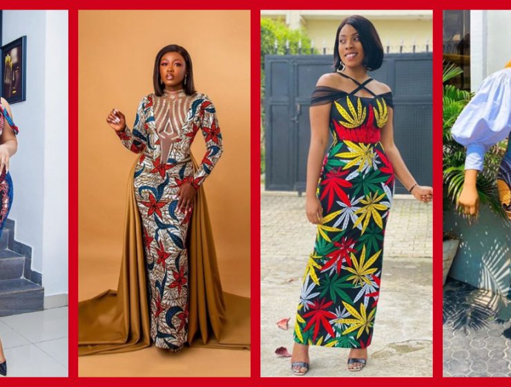 Latest Women's Ankara Styles-Volume 34