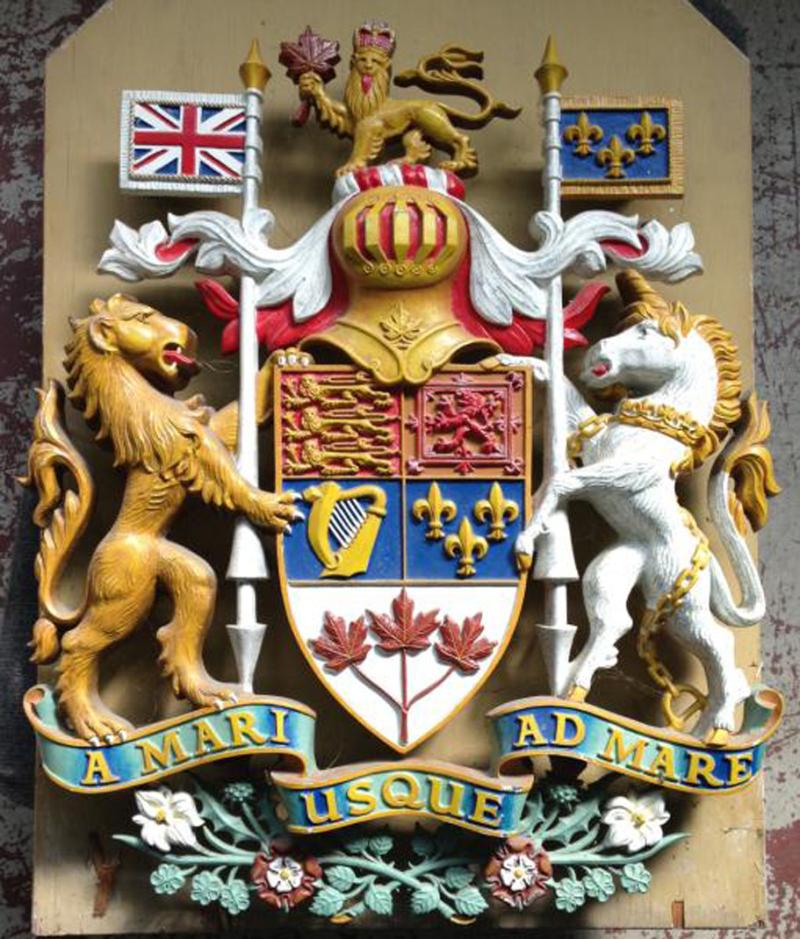 Amazing 3d Art Wallpapers Coat Of Arms For Canada Art Amp Design Photos Phil Morris