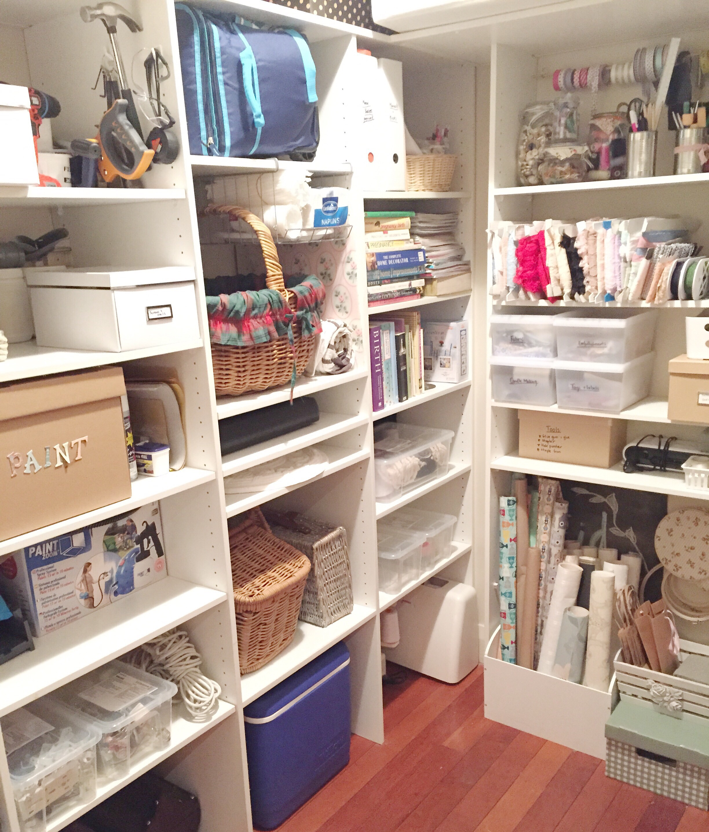 Storage Room Storage Room Organisation Amira S Lifestyle Guide