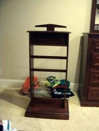 Tie Rack  Amish Custom Furniture