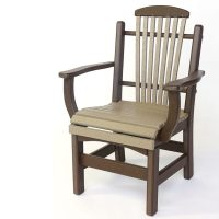 Dining Height Chairs - The Amish Craftsmen Guild II