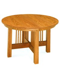 Craftsman Mission Dining Table - Amish Direct Furniture