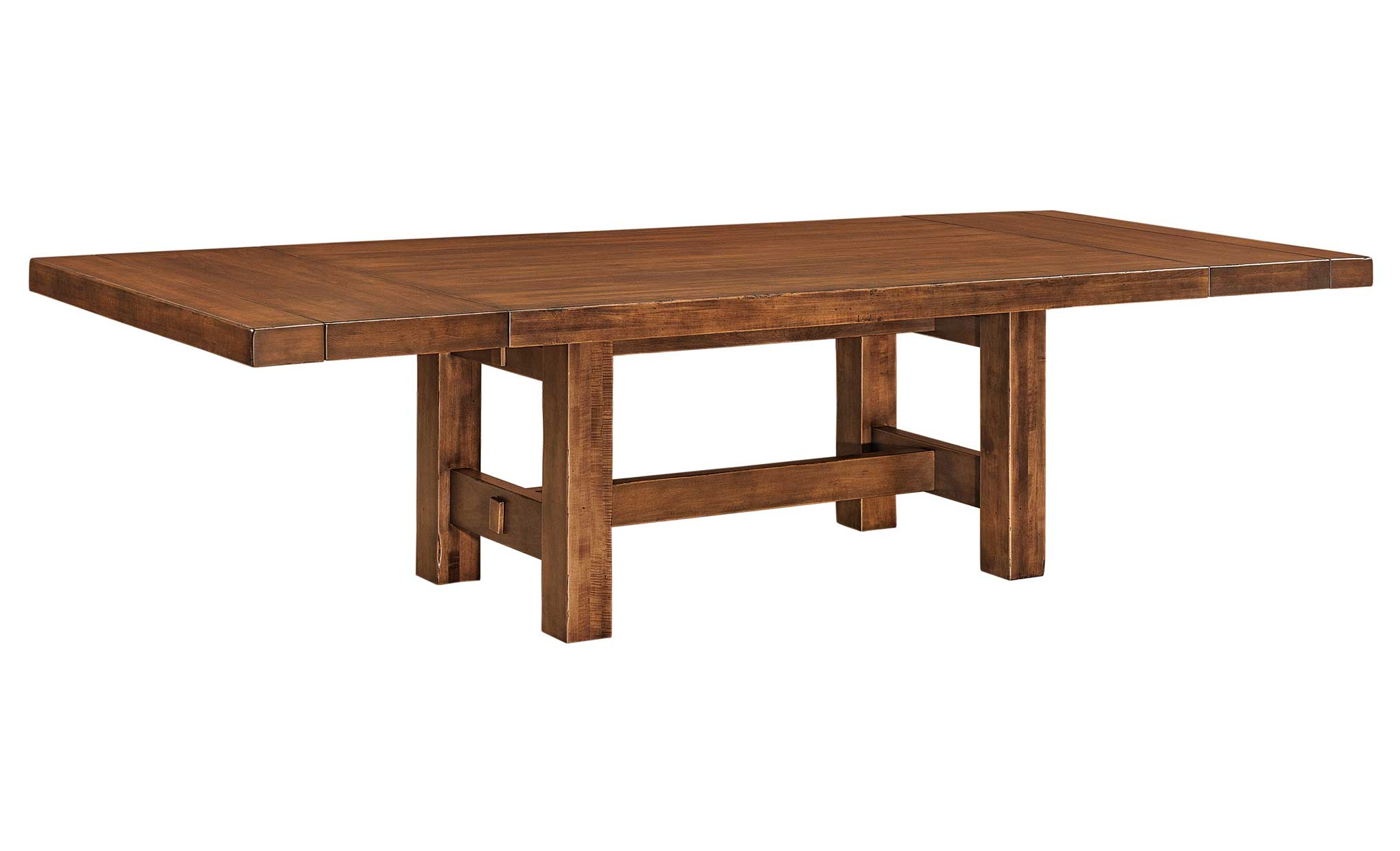 Dining Tables For 10 Or More Wellington Trestle Table Amish Direct Furniture